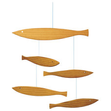 Beach Style Baby Mobiles by Design Public