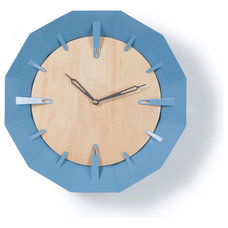 Midcentury Wall Clocks by Schmitt Design