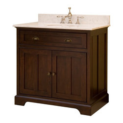 Sagehill Designs - Sagehill Designs SS3621D Somerset 36 in. Single Bathroom Vanity Multicolor - SUN - Shop for Bathroom from Hayneedle.com! Made to last from sturdy wood the Sagehill Designs SS3621D Somerset 36 in. Single Bathroom Vanity has a warm antique glaze finish you will love. This free-standing vanity is topped with your choice of countertop that really ties the look together. It even offers plenty of space in its cabinet to keep your bathroom clutter free. About Sagehill DesignsWith Sagehill Designs it s all in the details. Since 1986 Sagehill Designs has been crafting superior quality kitchen and bath furnishings. Rich in detail that matter you ll find heirloom-quality finishes impeccable craftsmanship and generous storage wrapped in a smart design. You get it all with a Sagehill Design original. Sagehill Design s specialists in helping you create the perfect kitchen or bath environment.