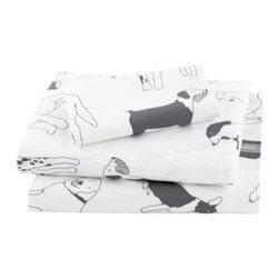 Bed's Best Friend Sheet Set (Twin) -