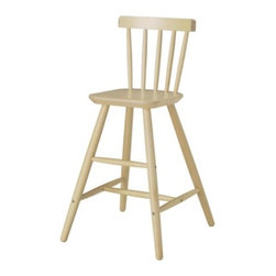 IKEA of Sweden - AGAM Junior chair - Junior chair, birch, birch veneer