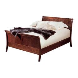 Stickley Queen Sleigh Bed 7524-Q -