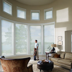 Silhouette Blinds - http://shadesny.com/gallery-silhouette-blinds-nyc.html