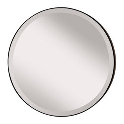 Murray Feiss - Oil Rubbed Bronze Mirror - Item Weight: 13.4 lbs.