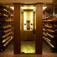 Modern  by Deluxe Wine Cellars INC