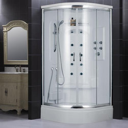 Dreamline Niagara Jetted & Steam Shower - PRODUCT SPECIFICATIONS