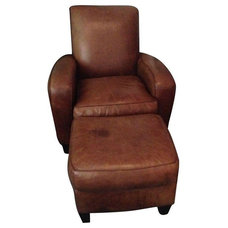 Rustic Armchairs And Accent Chairs by Chairish