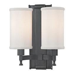 Hudson Valley Lighting - Hudson Valley Lighting 1122-OB Palmdale Old Bronze Wall Sconce - Hudson Valley Lighting 1122-OB Palmdale Old Bronze Wall Sconce