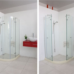 Shower Screen - Reliance Home is No 1 shower screen manufacturer in Malaysia producing more than 50 sets of shower screens daily.