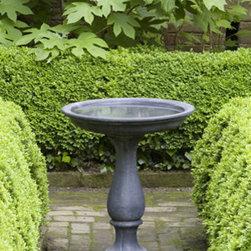 Campania - Williamsburg Candlestand Birdbath -