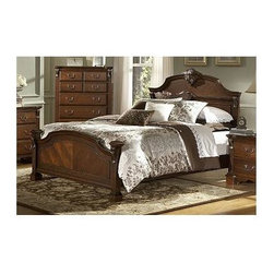 Homelegance - Legacy Full Bed (Full) - Create your own lasting legacy with the Legacy Collection.