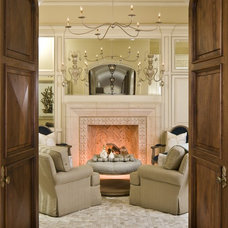 Traditional Living Room by Astleford Interiors, Inc.