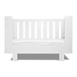 Spot on Square - Eicho Daybed Crib Conversion Kit - White - Spot on Square - Conversion Kit Only - Does not Include Crib.