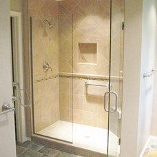 Traditional Showerheads And Body Sprays by Guardian InGlass