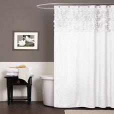 Contemporary Shower Curtains by Walmart