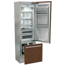 Contemporary Refrigerators by Plesser's Appliance