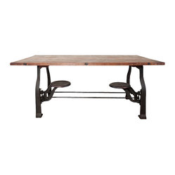 V45 Dining Table, Large