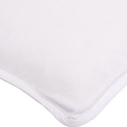 Arms Reach Concepts - Original Co-Sleeper Sheet 100% Cotton - White - Whether youre a new parent or have another little one on the way you will quickly learn the importance of having extra sheets around. The Original Co-Sleeper Sheet 100 Cotton - White by Arms Reach Concepts is made of 100 Cotton and are fitted machine washable and measure 19W x 34.5L. Designed specifically for use with the Arms Reach brand Mini Co-Sleepers.