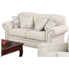 Transitional Loveseats by Cymax