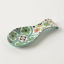 Anthropologie - Okuno Spoon Rest - *Stoneware