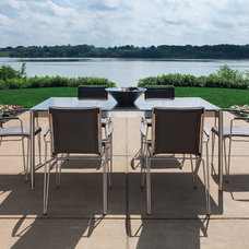 Contemporary Patio Furniture And Outdoor Furniture by Lloyd Flanders