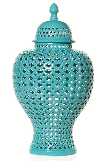 asian vases by Z Gallerie