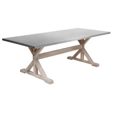 Industrial Dining Tables by Z Gallerie