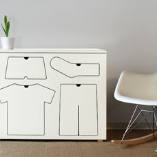 Modern Kids Dressers And Armoires by peterbristol.net