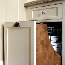 Traditional Bathroom Cabinets And Shelves by Lakehouse Cabinetry Inc.