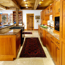 Rustic Kitchen by Stimmel Consulting Group