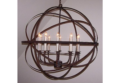 eclectic chandeliers by couturedreams.com