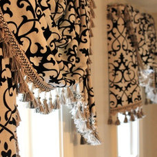 by J&I Custom Drapes and Upholstery