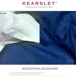 Digital Sample Book - Kearsley Couture information about Acanthus Jacquard