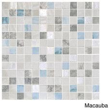 Tile EmryTile 13.1-inch Onix Essence Glass Mosaic Tile Sheets (Pack of 5)
