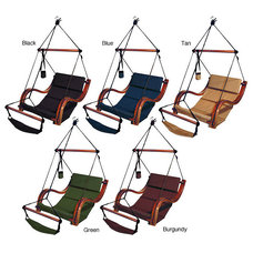 Contemporary Hammocks And Swing Chairs by Overstock.com