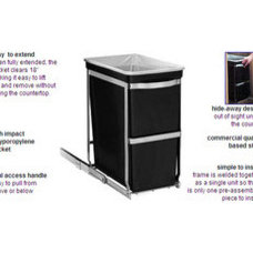 Trash Cans - Under Counter Pull Out Can By simplehuman ® | kitchensource.com