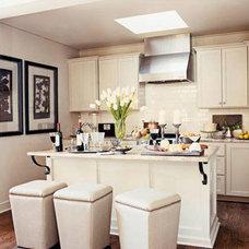 White Kitchens - Designer Kitchens - House Beautiful