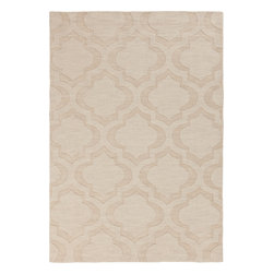 Artistic Weavers - Artistic Weavers Central Park Kate (Beige) 6' x 9' Rug - This Hand Woven rug would make a great addition to any room in the house. The plush feel and durability of this rug will make it a must for your home. Free Shipping - Quick Delivery - Satisfaction Guaranteed