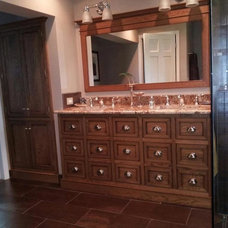 Bathroom Vanities And Sink Consoles by Creation Cabinetry