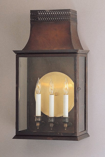 Traditional Outdoor Wall Lights And Sconces by Copper Lantern Lighting
