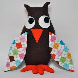 KLT works Ollie the Owl - KLT works Ollie the Owl