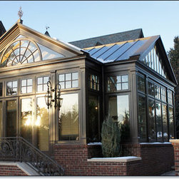 Bespoke Conservatories -