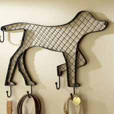 Contemporary Wall Hooks by Pottery Barn