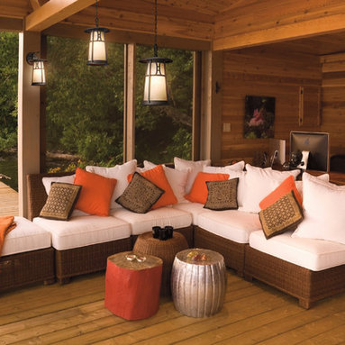 Outdoor Decrative Lighting - The Oak Bluffs Collection from Kichler