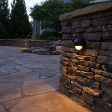 Traditional Landscape by Stone Forest Materials, LLC