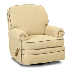 Nursery Classics - Stanford Swivel Gliding Recliner Chair - Stanford Swivel Gliding Recliner Chair