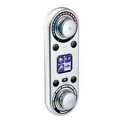 Moen - Moen T3420 IO/Digital Vertical Spa Control Chrome - Moen T3420 IO/Digital Digital Vertical Spa Control - Chrome