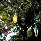 Pod Lens Pendant Lamp By Luceplan Lighting - The Pod Lens from Luceplan is a light for your home, garden, the terrace or for spaces around the swimming pool. Pod Lens is high, low, stuck into the ground, in bunches or festoons on the branches of trees.