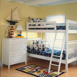 Relics Furniture - Catalina Bunk Bed - Catalina Bunk Bed