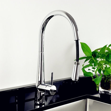 Modern Kitchen Faucets by Jollyhome